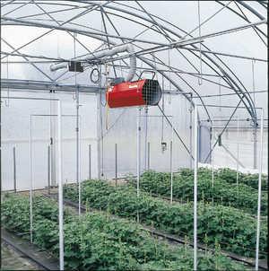 водяные котлы отопления для фермерских теплиц