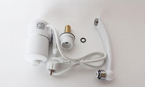 Проточный водонагреватель электрический для крана