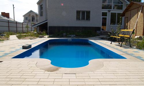 Самодельный бассейн для дачи