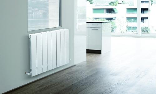 Алюминиевый тип радиаторов отопления