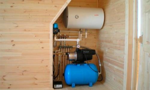 Выбор водонагревателя для дачи