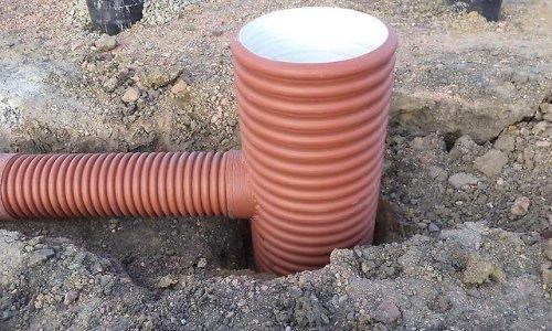 Обустройство ливневой канализации на участке