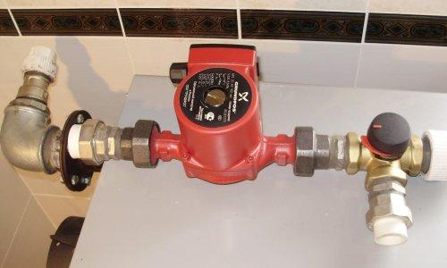 Необходимость циркуляционного насоса в системе отопления