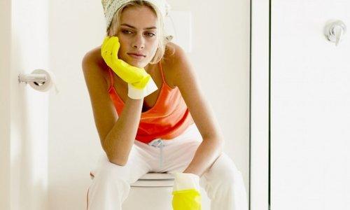 Чистка труб канализации в домашних условиях