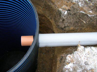 Необходимость утепления канализационных труб