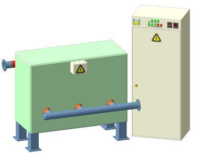 Электрический индукционный котел