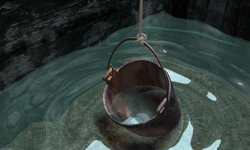 Проблема грязной воды в колодце