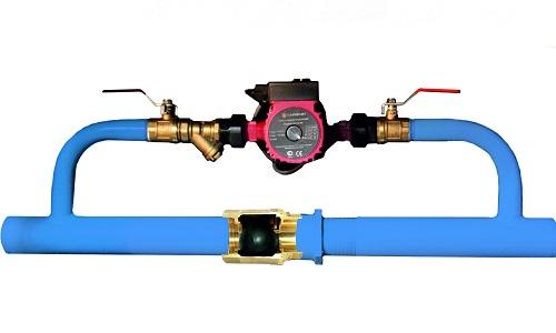Байпас систем отопления дома