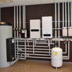 Как выполнить подключение газового котла к бойлеру косвенного нагрева?