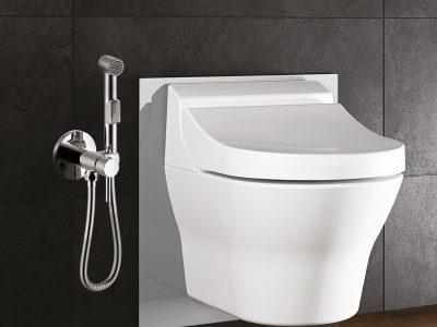 Гигиенический душ для туалетной комнаты