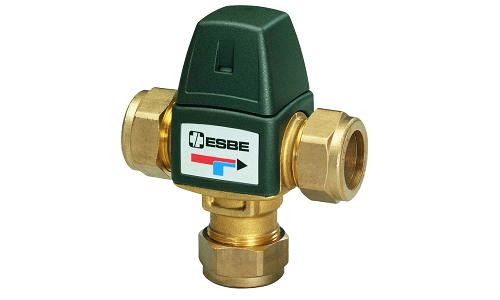 Термостатический клапан для подключения