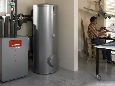 Одноконтурный напольный газовый котел