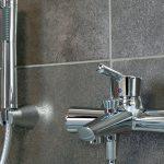 Устройство смесителя для ванной с душем и его самостоятельный ремонт