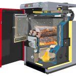 Комбинированные котлы для отопления на дровах и электричестве