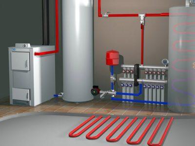 Необходимость опрессовки систем отопления