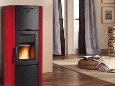 Отопление дома при помощи твердотопливного котла