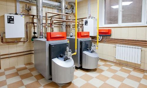 Системы отопления на дизельном топливе