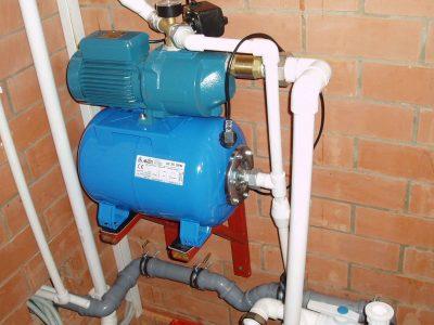 Обустройство дачного водопровода