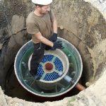 Какой должна быть вставка в бетонный септик?