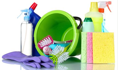 Принадлежности для мытья раковины