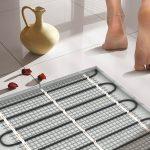 Как выбрать и смонтировать электрический теплый пол под плитку