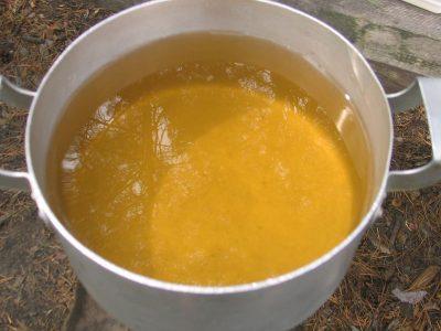 Желтая вода из скважины