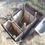 Создание выгребной ямы для частного дома своими руками
