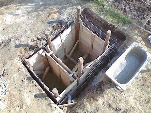Что такое выгребная яма