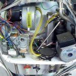 Неисправности газового котла Навьен