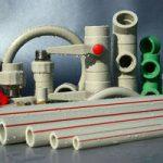 Виды и характеристики труб ПВХ для отопления